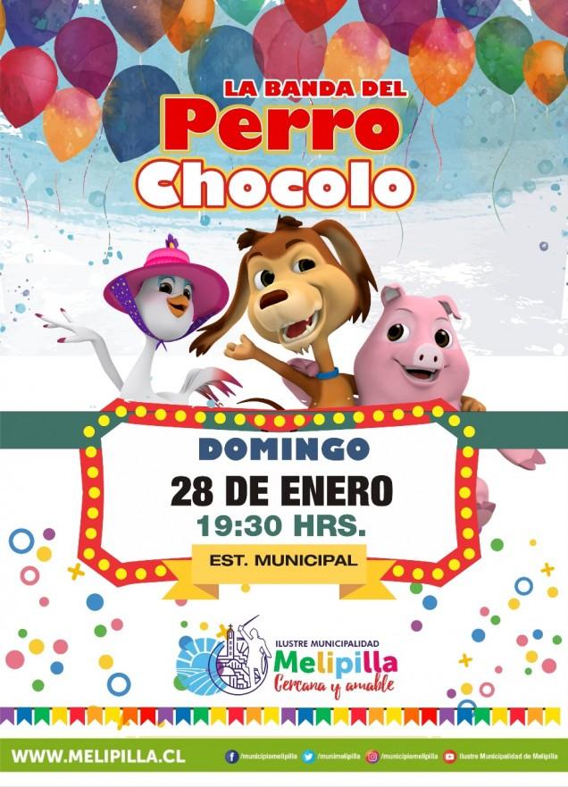La Fiesta del Perro Chocolo te espera este domingo en el Estadio ...