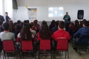 Charla colegio San Sebastian 2019 1