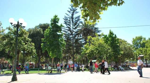 MELIPILLA-plaza