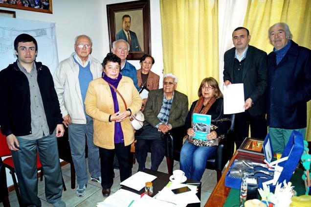 Adultos Mayores Melipilla