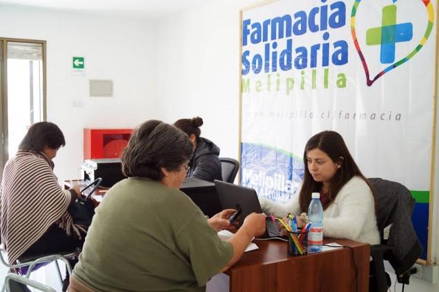 Farmacia Solidaria Melipilla